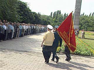 Воронежскому суворовскому училищу исполнилось 65 лет