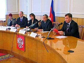Воронежской области помогут эксперты ЮНИДО