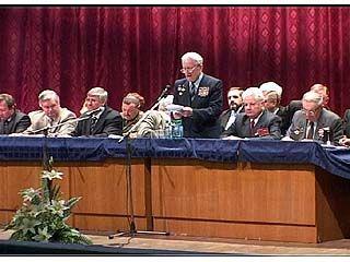 Воронежской областной ветеранской организации - 20 лет