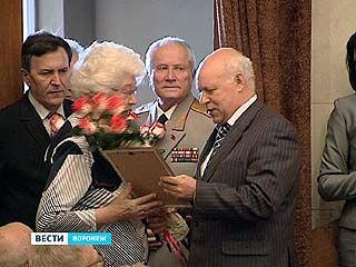 Воронежской общественной организации ветеранов - 25 лет