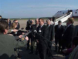 Воронежскую область с плановым визитом посетил Председатель Госдумы Геннадий Селезнев