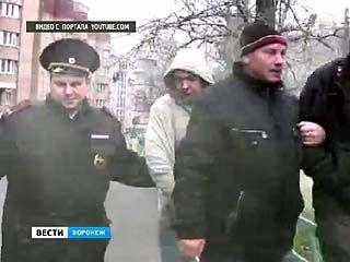Воронежца задержали за участие в акции у посольства Польши