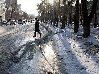 Воронежцам грозит весенний потоп
