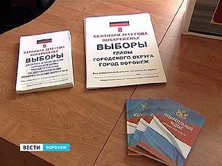 Воронежцев пригласят на выборы - письма начали рассылать по почте