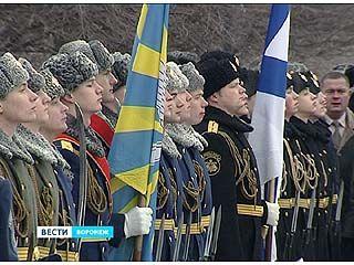 Воронежцы отметили 70 лет со дня освобождения от фашистских захватчиков