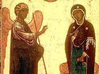 Воронежцы отметили один из 12 великих православных праздников - Благовещение