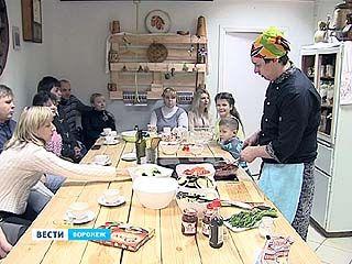 Воронежцы посетили мастер-класс по приготовлению эко-еды