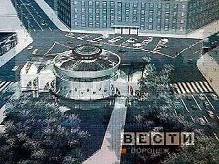 Воронежцы протестуют против строительства в Кольцовском сквере