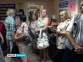 Воронежцы штурмуют офисы управляющих компаний