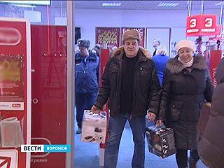Воронежцы скупают всё, пока цены не стали заоблачными