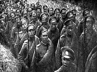 Воронежцы смогут увидеть фотографии времён Первой Мировой