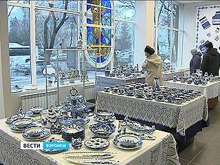 Воронежцы увидят шедевры старинного промысла