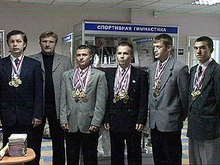 Воронежцы завоевали золотые медали на чемпионате по лапте