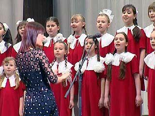 Воспитанники школы искусств ╧9 выступили с отчетным концертом