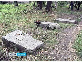 Восстановление Тернового кладбища переносится