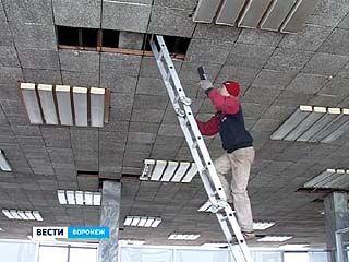 """""""Воздушная гавань"""" Воронежа начала прихорашиваться к его юбилею"""