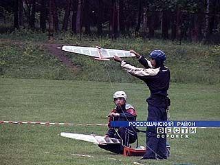 Воздушные сражения прошли в россошанском небе