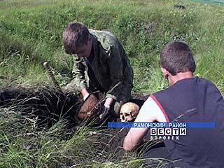 Возобновились поисковые работы в Сомовских лесах