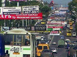 Все рекламные носители Воронежа проверят на безопасность
