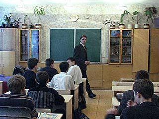 Все воронежские школы возобновили учебный процесс