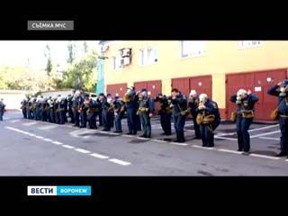 Всероссийская тренировка по гражданской обороне завершается и в столице Черноземья