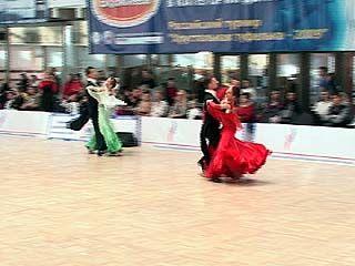 Всероссийский турнир по бальным танцам прошел в Воронеже