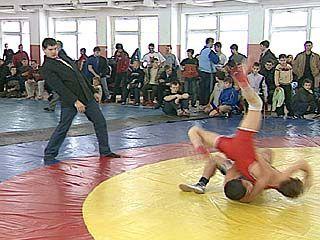 Всероссийский турнир по греко-римской борьбе состоялся в Воронеже