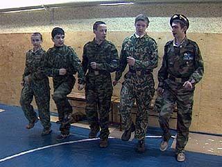 Встреча, посвященная армии, прошла в промышленно-технологическом колледже
