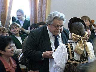Вячеслав Овчинников стал почетным гостем Воронежского музыкального колледжа