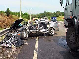 Вячеслав Саликов и его супруга погибли в автокатастрофе