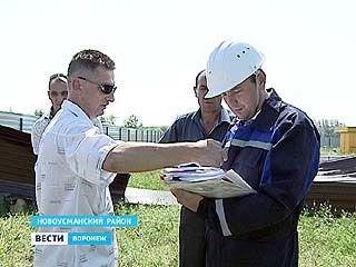 Выделенные под застройку участки в Новоусманском районе, оказались в охранной зоне