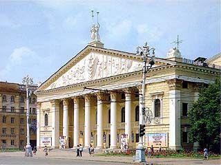 Выделены средства на ремонт оперного театра
