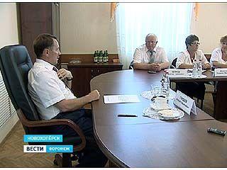 Выездное заседание правительства области состоялось в Новохоперском районе