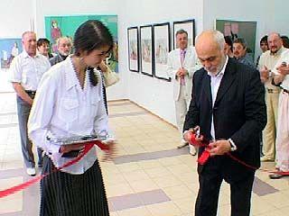 Выставка художника Анатолия Любавина открылась в Воронеже