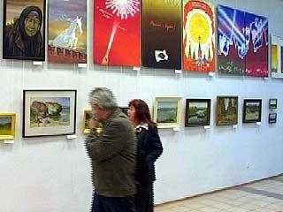 Выставка памяти Бориса Янина открылась в Воронеже