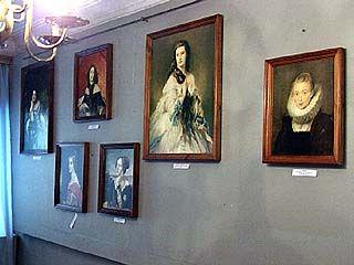 Выставка шедевров открылась в литературном музее