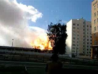 Взрыв на складе пиротехники: один человек погиб, более 50 - пострадали
