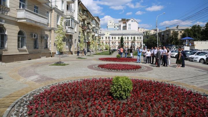 «Музей-диорама» оплатит Алексею Дикунову ещё три арт-объекта для сквера Учёных в Воронеже