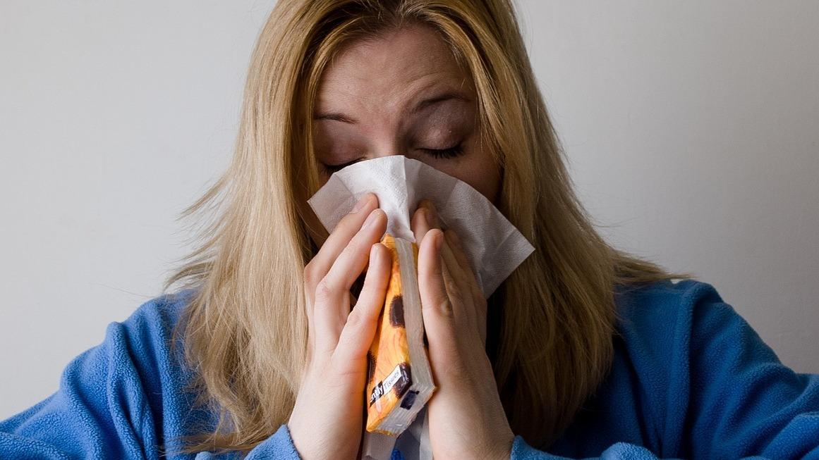 В Воронежской области заболеваемость гриппом и ОРВИ пошла на спад