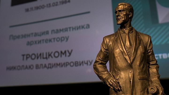 В Воронеже установят памятник архитектору Николаю Троицкому