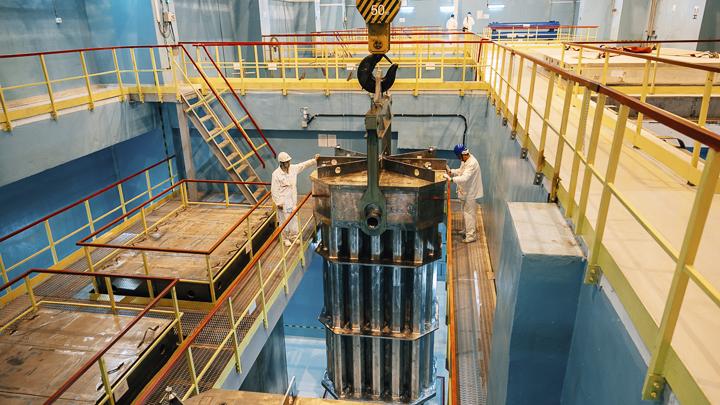 На Нововоронежской АЭС после планового ремонта вновь запустили энергоблок поколения «3+»