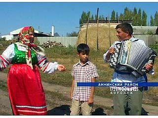 Юная арабская душа просит старинных русских песен