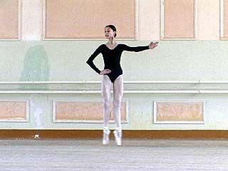 Юная воронежская балерина получила премию Галины Улановой