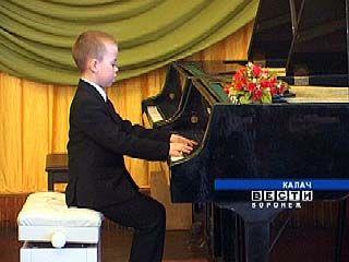 Юные виртуозы игры на фортепиано показали своё мастерство на конкурсе