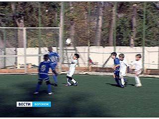 Юные воронежские футболисты могут попасть в спортивную школу казанского клуба