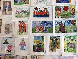 Юные живописцы представят свои работы в поселке Первое Мая