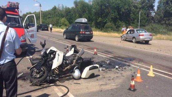 В Воронежской области виновница гибели в ДТП мотоциклиста отделалась условным сроком