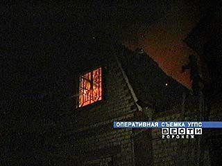 За 4 дня 2004 года в пожарах погибло 12 человек