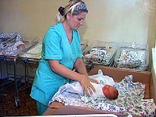 За четыре месяца 2008 года в области появились на свет 6500 младенцев