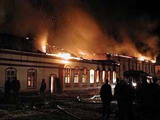 За минувшие сутки в области произошло 4 пожара